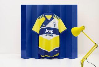 Juventus : un maillot third qui s'inspire de la culture des années 90