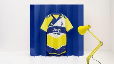 3eme maillot Juventus 2021-2022
