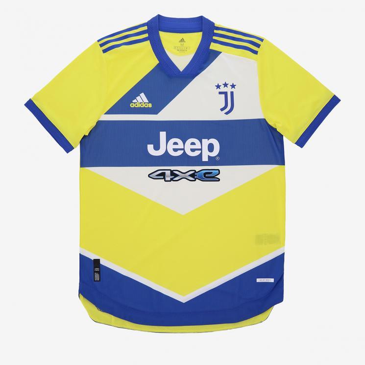 Juventus 3eme maillot 2021-2022