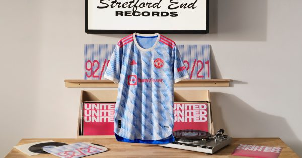 Maillot Away Manchester United 2021-2022