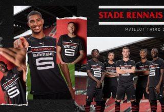 3ème maillot du Stade Rennais F.C - Saison 2021-2022