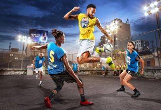 Red Bull Neymar Jr Five Edition Paris 2021