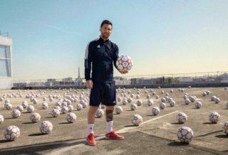 adidas et Lionel Messi célèbrent le football avec un dispositif exceptionnel