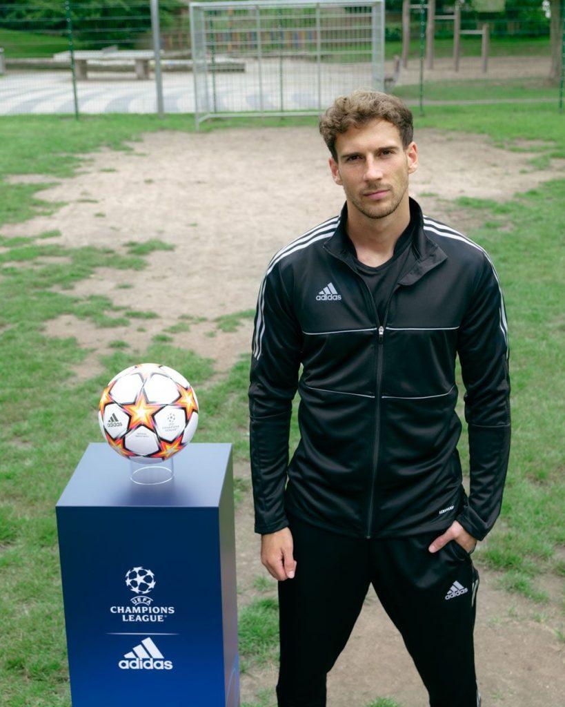 ballon adidas ligue des champions 2022