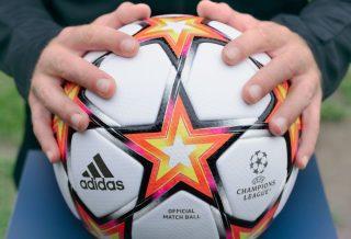 Le retour de la Champions League et du ballon officiel adidas